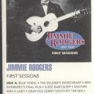 Vol 01-First Sessions 1927-1928 Jimmie Rodgers  Cassette