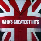 Who's Greatest Hits The Who  Cassette