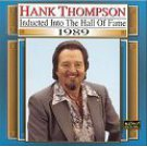 Country Music Hall of Fame  Hank Thompson Cassette