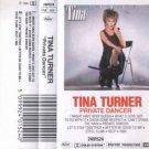 PRIVATE DANCER Tina Turner Cassette