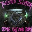 Come Out and Play Twisted Sister Audio Cassette
