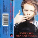Men and Women Simply Red  Audio Cassette