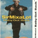 Baby Got Back / Cake Boy / You Can't Slip Sir Mix-A-Lot  Cassette
