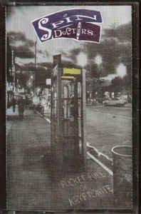 Pocket Full of Kryptonite Spin Doctors  Cassette
