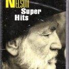 Super Hits Willie Nelson  Cassette