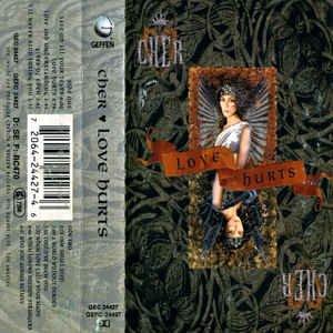 Love Hurts Cher  Cassette