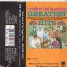 Greatest Hits Herb Alpert  Cassette