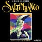 Saltimbanco Cirque du Soleil  Audio Cassette