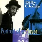 Portrait of a Player by Billy Childs cassette
