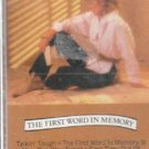 Janie Fricke The First Word In Memory cassette