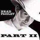Brad Paisley: Part II Cassette