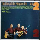 The Best Of The Kingston Trio Vol. 2 cassette