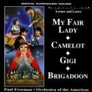 Aspects of My Fair Lady/Camelot/Gigi