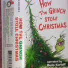 How the Grinch Stole Christmas  by Boris Karloff