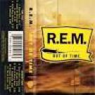 Out of Time R.E.M.  Audio Cassette