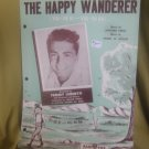 The Happy Wanderer sheet music composed by Friedrich W. Möller