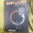 "East of the Sun and West of the Moon - 1935 ""Stags At Bay"" sheet music"