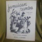 Jamaican Rumba Piano Sheet Music