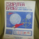Computer Games John Robert Poe Later Elementary Level Sheet music