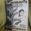 La Cumparsita (The Masked One) sheet music