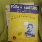 Princess Charming Valse Caprice - Accordion Solo - Sheet Music