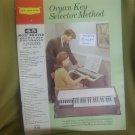 45 Waltzes and Tangos  Organ Key Selector Method