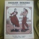 Dallas Bolero Sheet Music