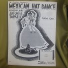 mexican hat dance sheet music