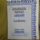 La Seine sheet music