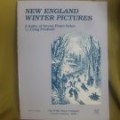 New England Winter Pictures (A Suite of Seven Piano Solos/Advanced Level).