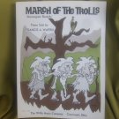March Of The Trolls sheet music