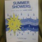 Summer Showers - Early intermediate piano solo by Albert Rozin