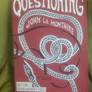 Questioning: For the Piano Sheet music – 1964. by John La Montaine
