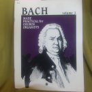 Bach Made Practical: For Church Organists Volume 3