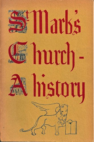 More buying choices for St. Mark's Church: A history (Paperback) by Helena Rutherfurd Meade