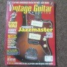 Vintage Guitar Magazine, May 2004