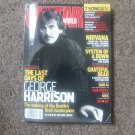 Guitar World Magazine (January 2003) (The Last Days of George Harrison)