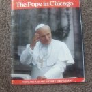 Pope John Paul II in Chicago -- Commemorative Pictorial Album from 1979