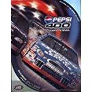 Pepsi 400 at Daytona Official Souvenir Program 2000