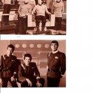 Vintage Star Trek Postcards (2)