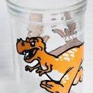 Welch's Tyrannosaurus Rex Glass 1988