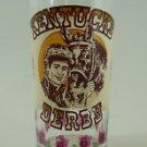 """1977 Kentucky Derby 103th Running 5"""" Tall Mint Julep Glass Churchill Downs"""