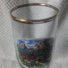 berchtesgaden souvenir glass