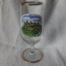 Burg Hohenzollern  Souvenir Glass