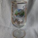 Vintage German Konigssee St. Bartholoma Glass