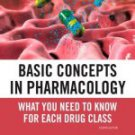 Basic Concepts in Pharmacology: What You Need to Know for Each Drug Class, Fourt