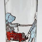 Fun is Doubled When You Share It Holly Hobbie Glass 1978