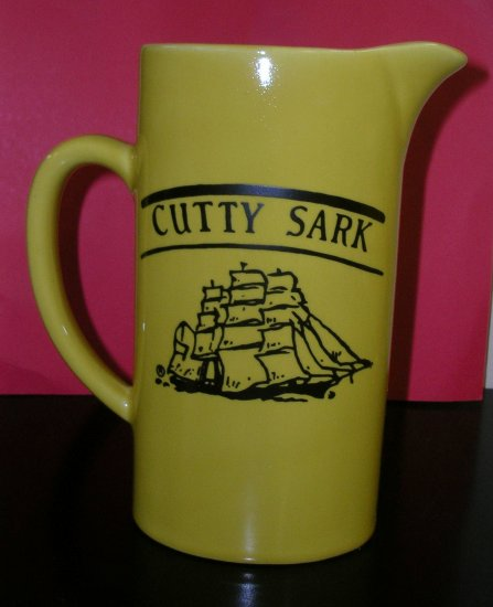 Cutty Sark Ceramic Pitcher - Oblong 900 mL