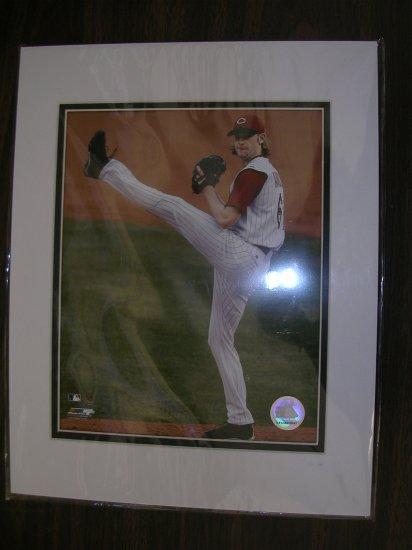 Bronson Arroyo Cincinnati Reds 8 X 10 Photo New
