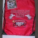 Cincinnati Reds Redsfest Bag & DVD 2007 Reds Replay New